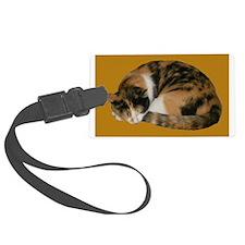 Callico Napping Luggage Tag