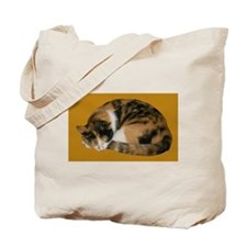 Callico Napping Tote Bag
