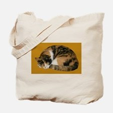 Callico Napping Tote Bag