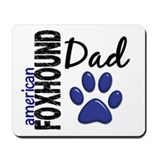 American Foxhound Dad 2 Mousepad