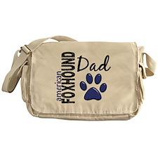 American Foxhound Dad 2 Messenger Bag