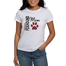 American Foxhound Mom 2 Tee