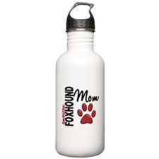 American Foxhound Mom 2 Water Bottle