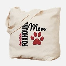 American Foxhound Mom 2 Tote Bag