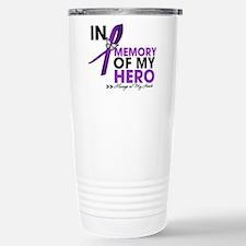 In Memory Alzheimer Disease Travel Mug