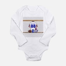 Personalized American Football Grid Iron WRB Long