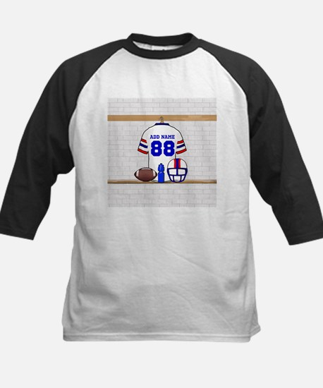Personalized American Football Grid Iron WRB Tee