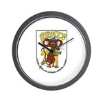 RRATS March AFB Wall Clock