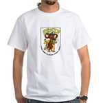 RRATS March AFB White T-Shirt