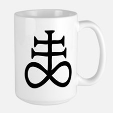 Satanic Cross Mug