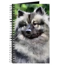 Keeshond Art Journal
