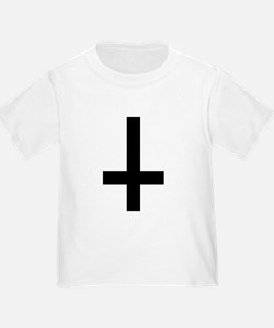 Upside Down Cross T