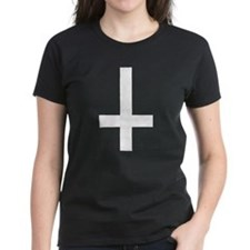 Upside Down Cross Tee
