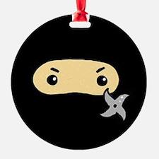 Tiny Ninja Ornament