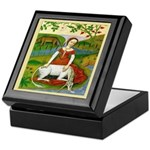 The Unicorn Keepsake Box