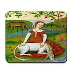 The Unicorn Mousepad