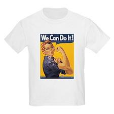 Rosie The Riverter T-Shirt