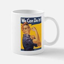 Rosie The Riverter Mug