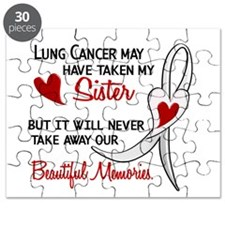Beautiful Memories Lung Cancer Puzzle
