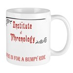 Phrenology a bumpy ride Mug