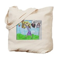 Positive Reinforcement Tote Bag