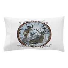 Grandpa hunting legend Pillow Case