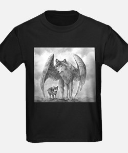 Winged Wolves T