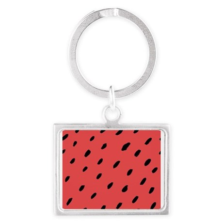 Arrow hit a round target Leather Card Holder