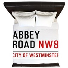 Abbey Road NW8 King Duvet