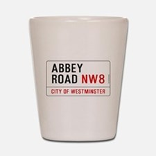 Abbey Road NW8 Shot Glass