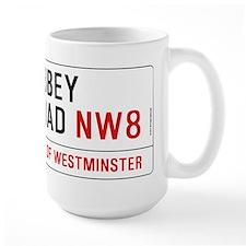 Abbey Road NW8 Mug
