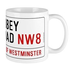 Abbey Road NW8 Small Mug
