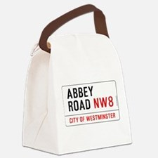 Abbey Road NW8 Canvas Lunch Bag
