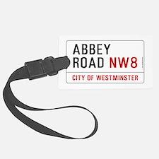 Abbey Road NW8 Luggage Tag