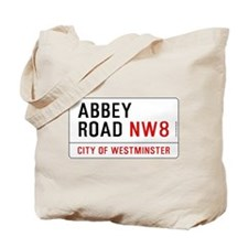 Abbey Road NW8 Tote Bag