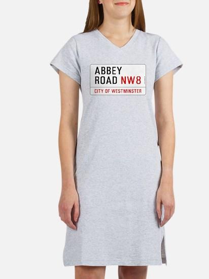 Abbey Road NW8 Women's Nightshirt