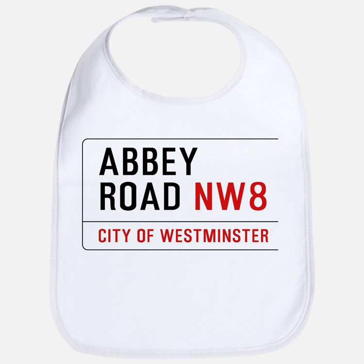 Abbey Road NW8 Bib