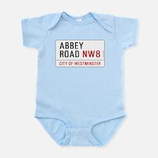 Abbey Road NW8 Infant Bodysuit