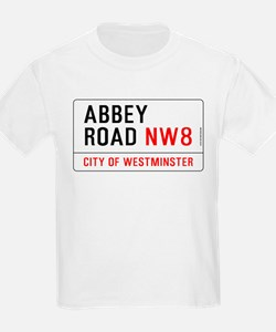 Abbey Road NW8 T-Shirt