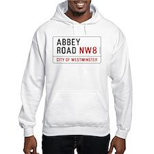 Abbey Road NW8 Hoodie Sweatshirt