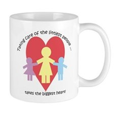 Foster parents Small Mugs