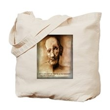 William S. Burroughs Tote Bag