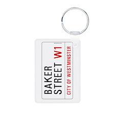 Baker Street W1 Keychains