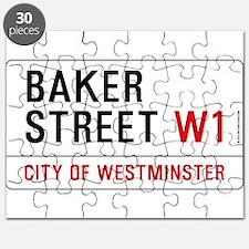 Baker Street W1 Puzzle