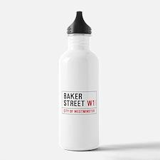 Baker Street W1 Water Bottle
