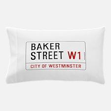 Baker Street W1 Pillow Case