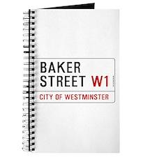 Baker Street W1 Journal