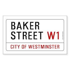 Baker Street W1 Decal