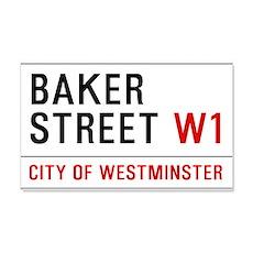 Baker Street W1 Wall Decal