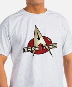 Make It So Star Trek T-Shirt